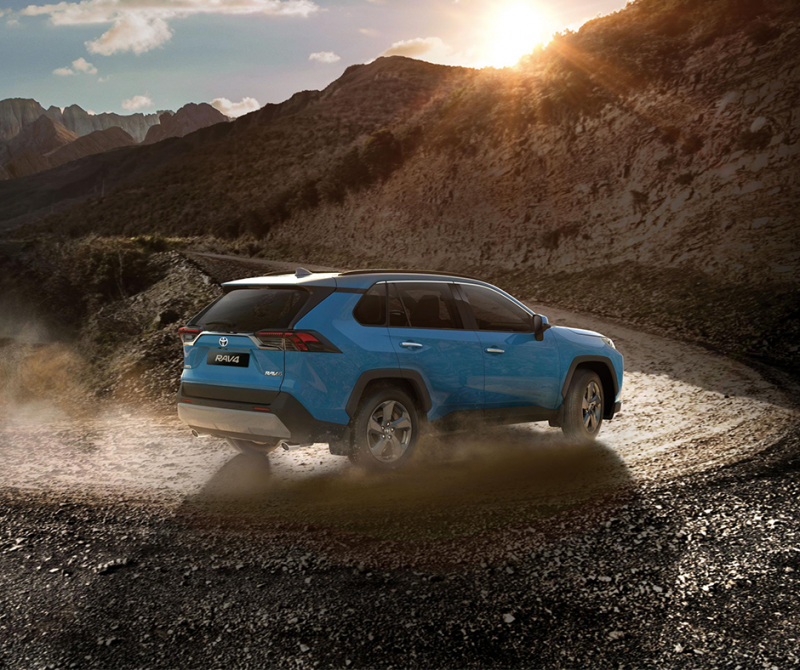 A recommitment to true SUV excitement, performance, and functionality