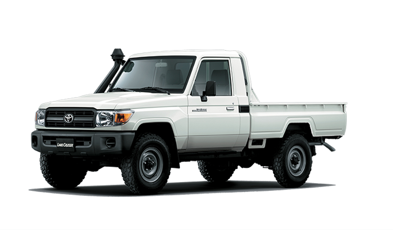 LC79 4.0L Pick-up Single cab 5-MT 4X4