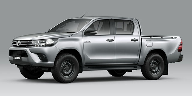 Double Cab Standard